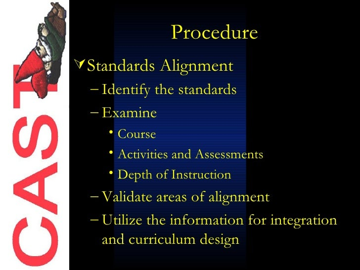 ts2304 curriculum design and alignment Abstractimproved clarity concerning the relationship between curriculum and pedagogy in higher education is needed to address issues concerning learning and teaching quality this paper explores the relationship between curriculum and pedagogy and argues for a stronger and more explicit link between the two on that basis, the paper proposes a conceptual learning design framework that has the.