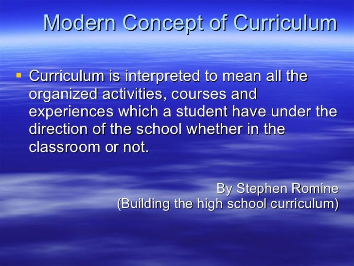 components of curriculum Teaching and learning take place in a whole system, embracing classroom,  department and institutional levels in a poor system, the components (curriculum ,.