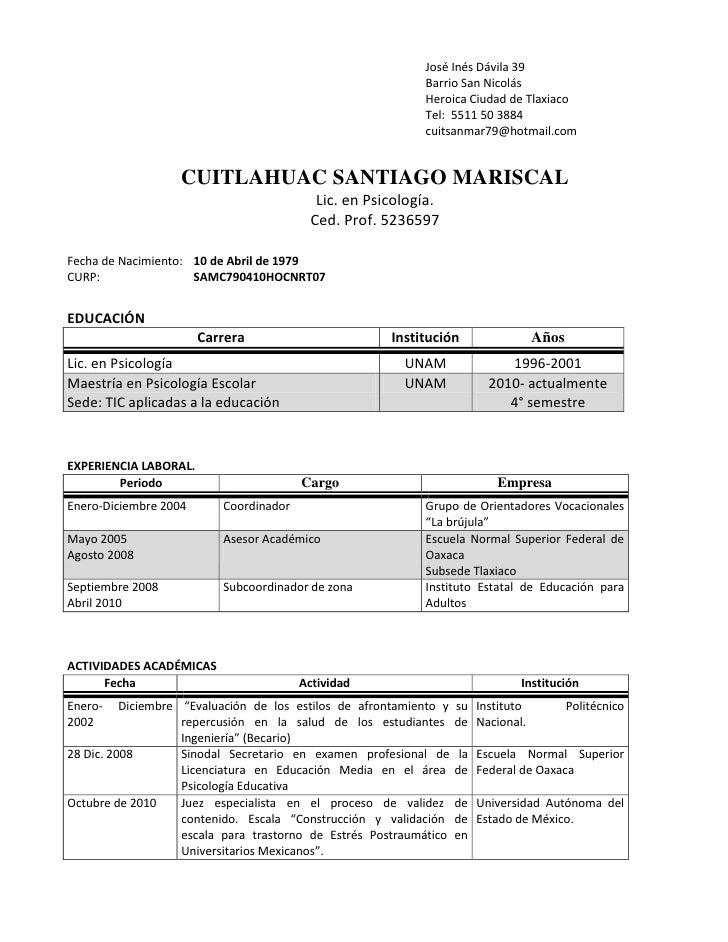 José Inés Dávila 39                                                            Barrio San Nicolás                         ...