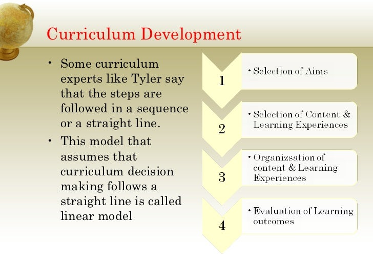 Curriculum Development Essays (Examples)