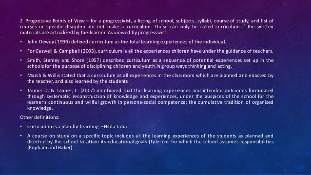 role of teacher in curriculum development pdf