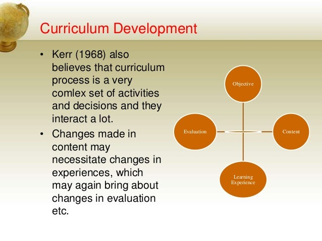 curriculum changes and development About us transformation of higher education nationally as well as internationally has resulted in an ongoing need for curriculum review and development following the.