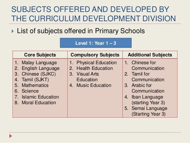 Curriculum development division, moe pdf 5