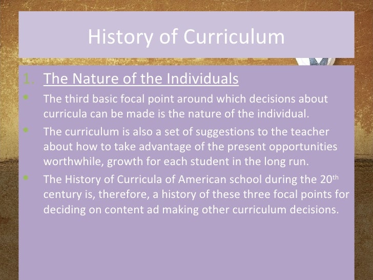 curriculum development in special education