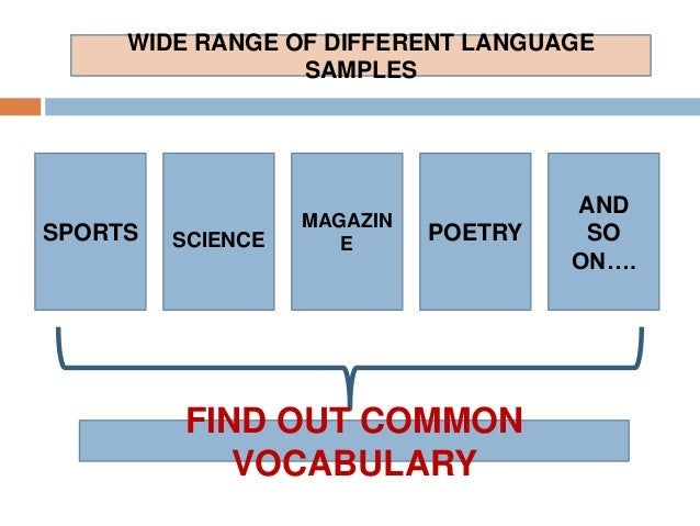 Other Criteria for Determining Word Lists (Besides Frequency)        Teachability Similarity Availability Coverage De...