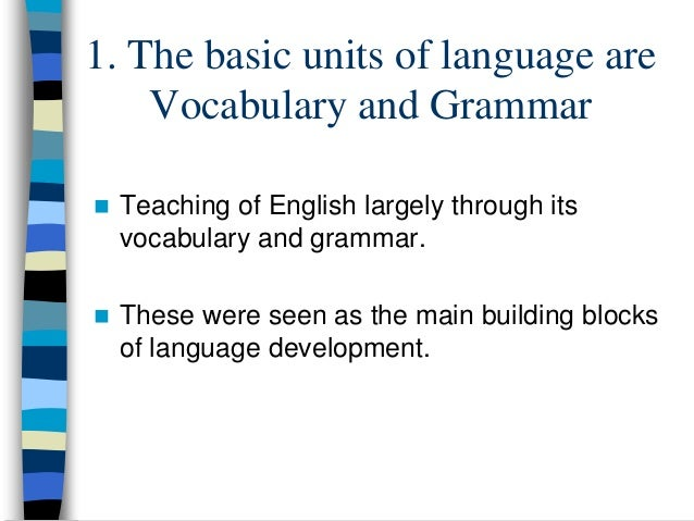 4. The process of learning a language is largely determined by the textbook.  Selection  Gradation  Control the content of...