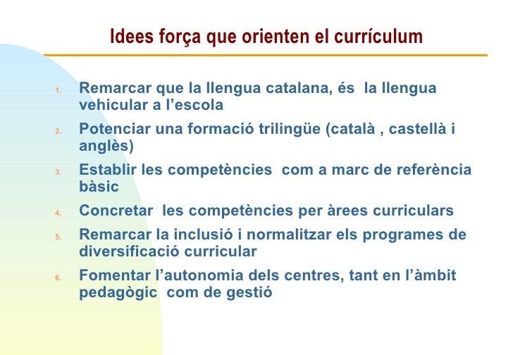 curriculum eso i competencies basiques
