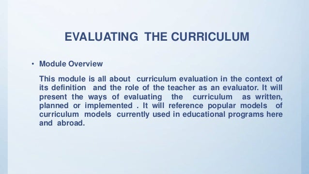 Define evaluate essay