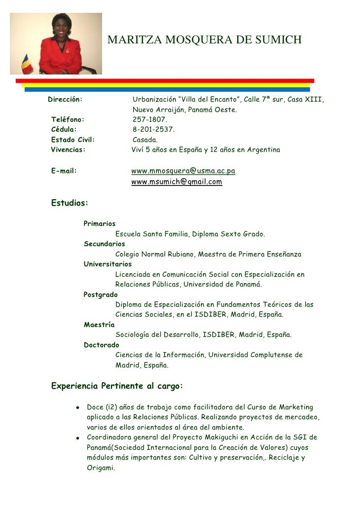 <br />MARITZA MOSQUERA DE SUMICH<br />PRESENTA SU:<br />831215280035<br />                   PORTAFOLIO PROFESION...
