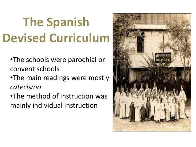 Curriculum In The Philippines