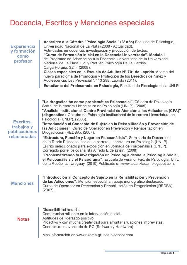 Curriculum Luciano Palacios 2012