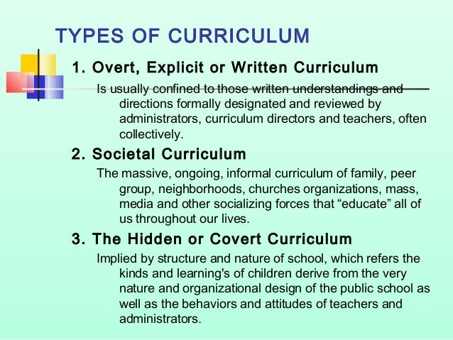 types of curriculum design essay Types and patterns of curriculum design a subject- centered i shall begin this essay by defining curriculum curriculum is in fact a broad.