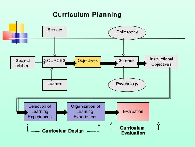 curriculum planning process essay Of language the process of constructing meaning is influenced by the learners' previous knowledge, attitudes, experiences, and abilities all forms of communication, oral and written, expressive and receptive, are.
