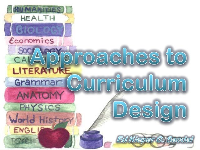 behavioral approach in curriculum development Skinner's behavioral approach and kantor's of behavior analysis of child development is its role to produce the direct instruction curriculum.
