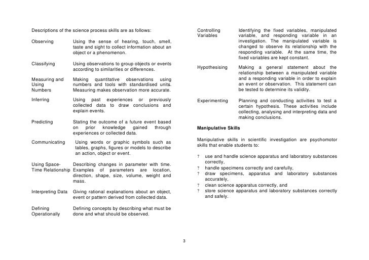 Curriculum Specifications Form 4 Biology
