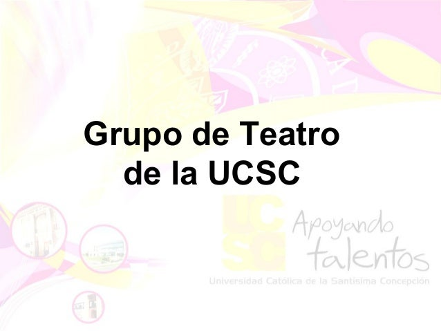 Grupo de Teatro de la UCSC