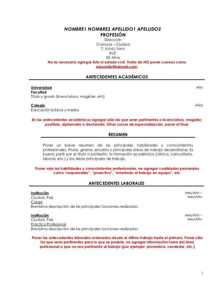 Increíble Actividades Extracurriculares Para Currículum Ilustración ...