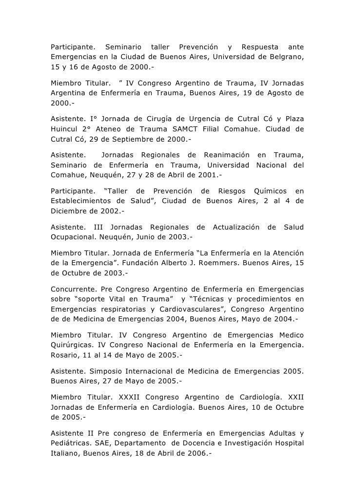 CV Juan Mijana, Abril 2012