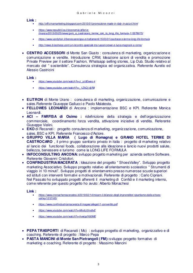 Curriculum vitae  2021 Slide 3