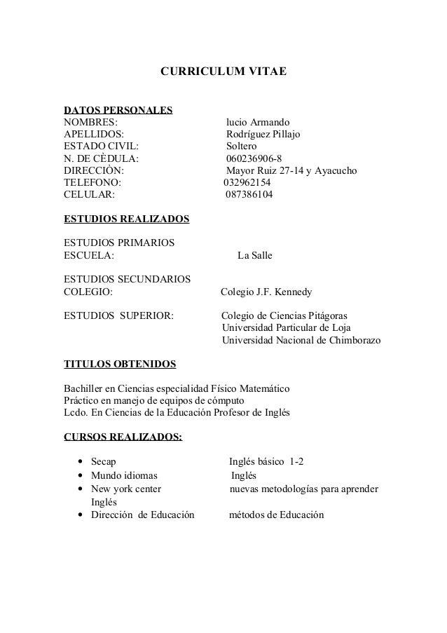 Pt resume
