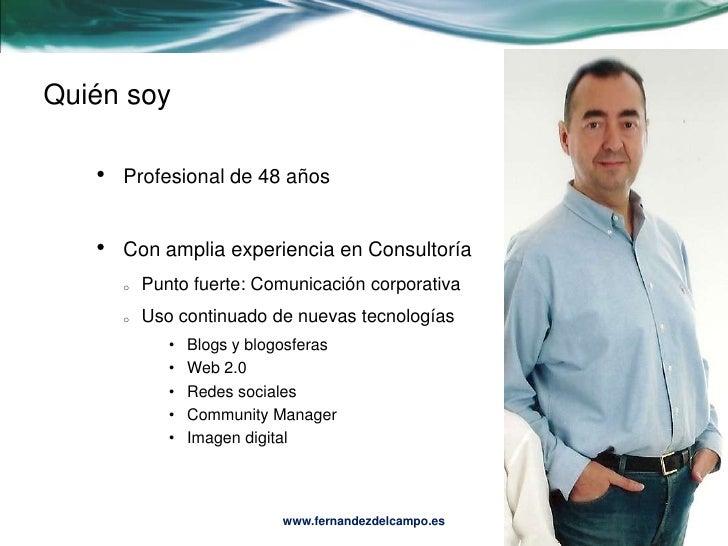 Curriculum Vitae Luis Fernandez Del Campo