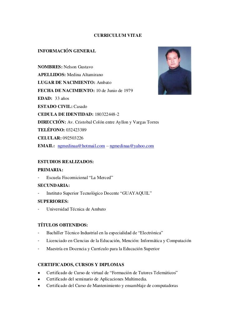 Curriculum vitae para ingeniero electronico / where to buy essay ...