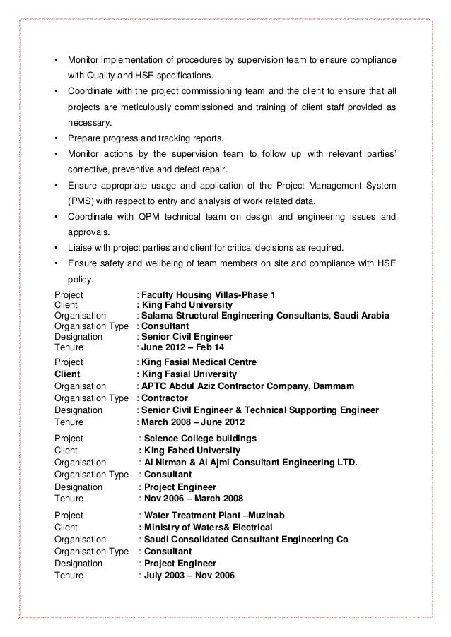 Construction Project Engineer Resume Electrical Commissioning
