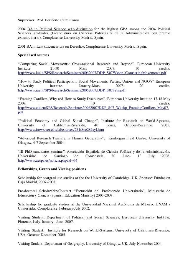 curriculum vitae pablo iglesias en english cv 08