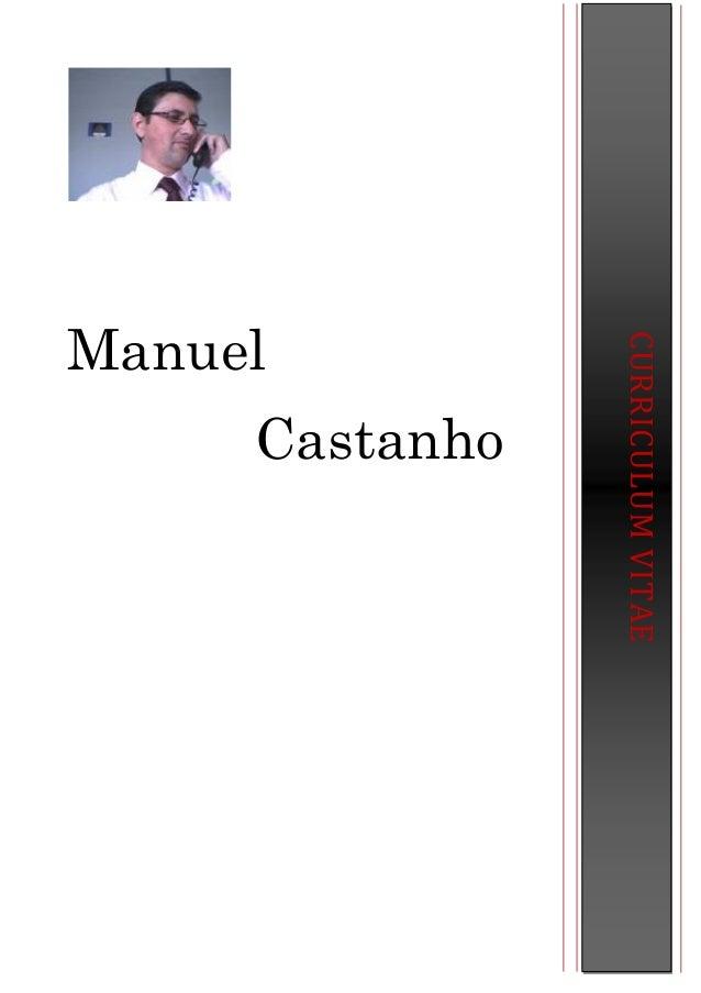 CURRICULUM VITAE         CastanhoManuel