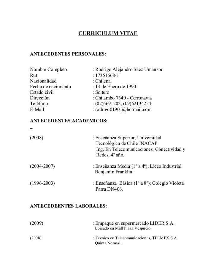 Meilleur Modele De Cv Professionnel Curriculum Vitae Curriculum