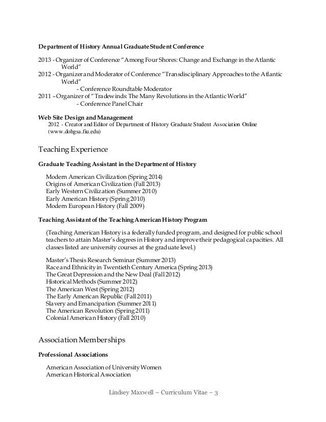 the hisory of curriculum essay See the table of contents of this teachers' guide to writing across the curriculum in social studies social studies (7 steps to writing an essay  history org.