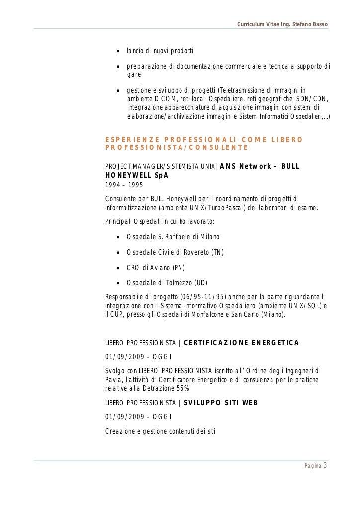 Curriculum Vitae Tecnico Di Radiologia Agriturismoarioli