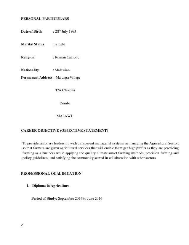 curriculum vitae of joseph ditshego Joseph addison street 0169312200 400388 watershed private school nw 7 0169862981 tshwane north tn 400129 academic quality education college dennis avenue kenley akasia 0125433850  cv.
