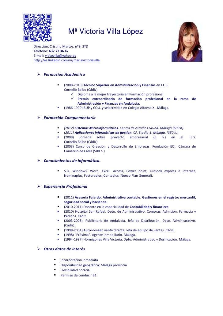 Excepcional Ejemplos De Curriculum Vitae De Farmacia Ornamento ...