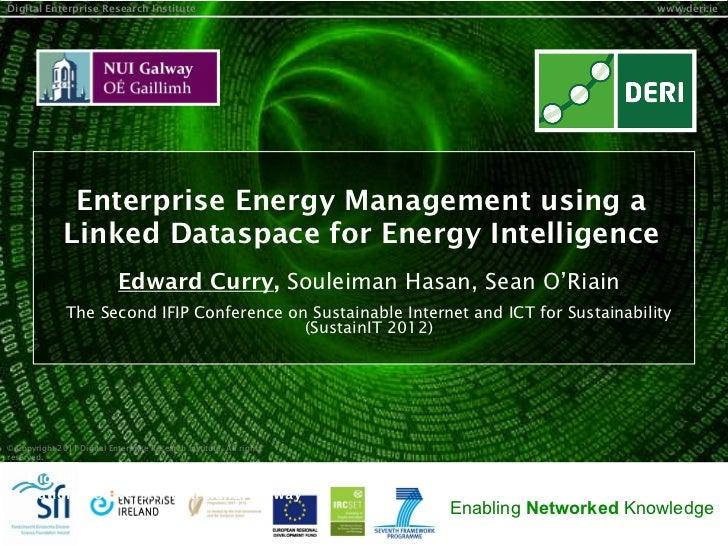Digital Enterprise Research Institute                                                     www.deri.ie               Enterp...