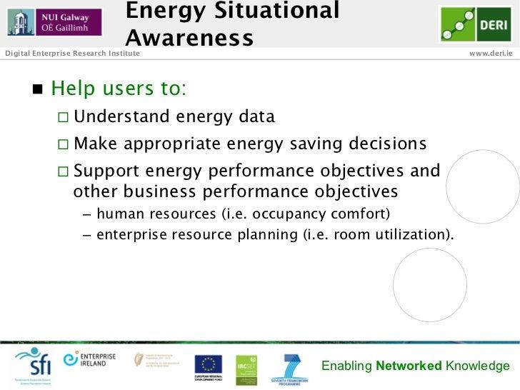 Energy Situational                                AwarenessDigital Enterprise Research Institute                          ...