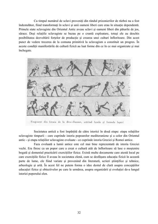 32 Cu timpul numărul de sclavi proveniţi din rândul prizonierilor de război nu a fost îndestulător, fiind transformaţi în ...