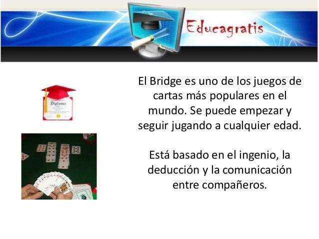 Curso De Bridge Juego De Cartas Naipes