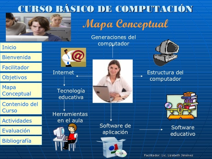 Curso de computaci n for Curso arquitectura software