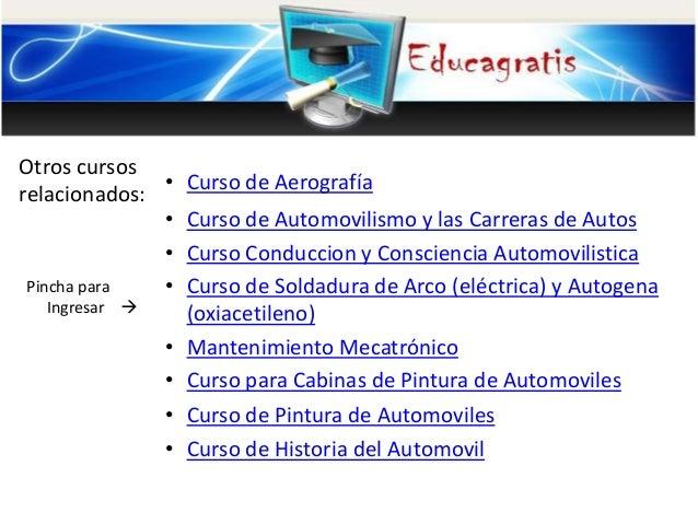 Curso de Electricidad Automotriz - Electricidad de Automoviles