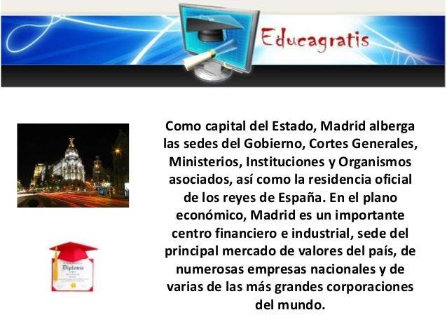 Curso de Historia de Madrid Slide 3
