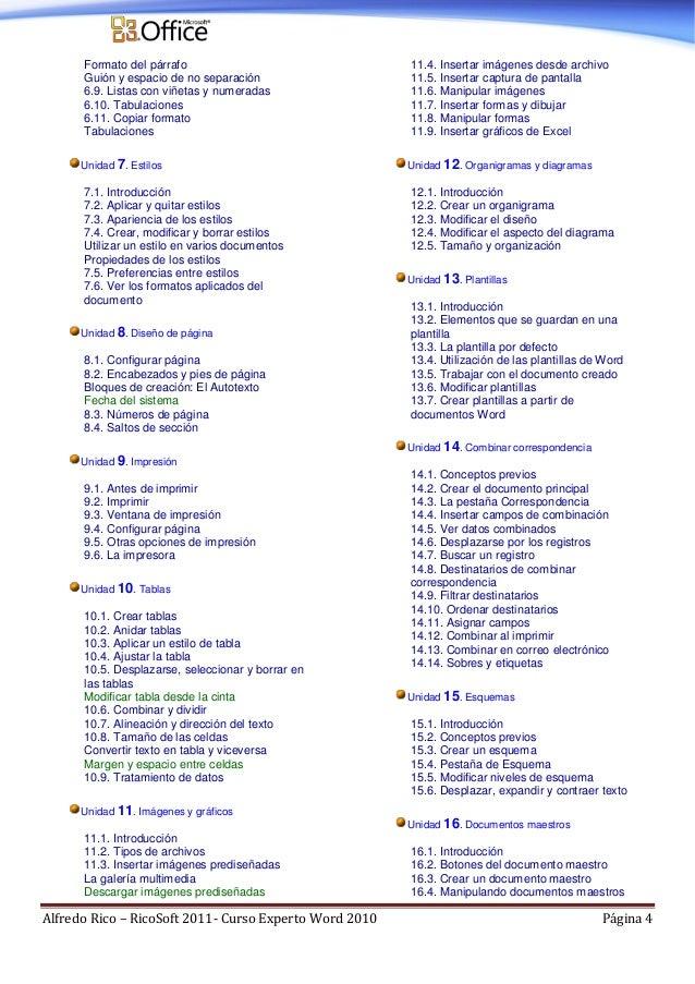 Curso experto-en-word-2010-ricosoft