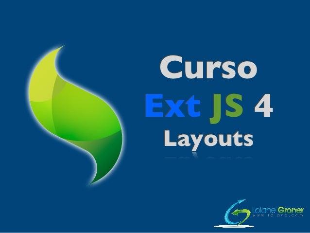 CursoExt JS 4 Layouts