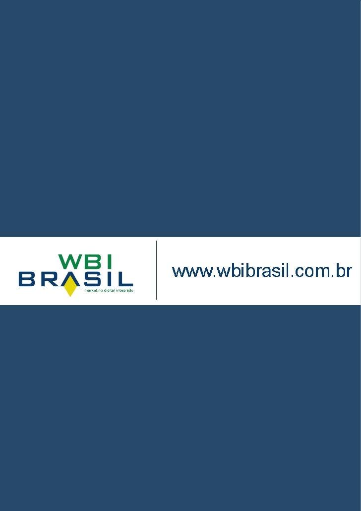 Curso Gestão em Marketing e Comunicação Digital da WBI Brasil