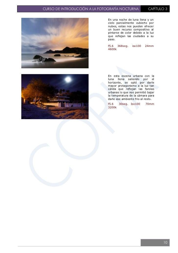 CURSO DE INTRODUCCIÓN A LA FOTOGRAFÍA NOCTURNA                            CAPÍTULO 44. NOCIONES DE ASTRONOMIADe las princi...