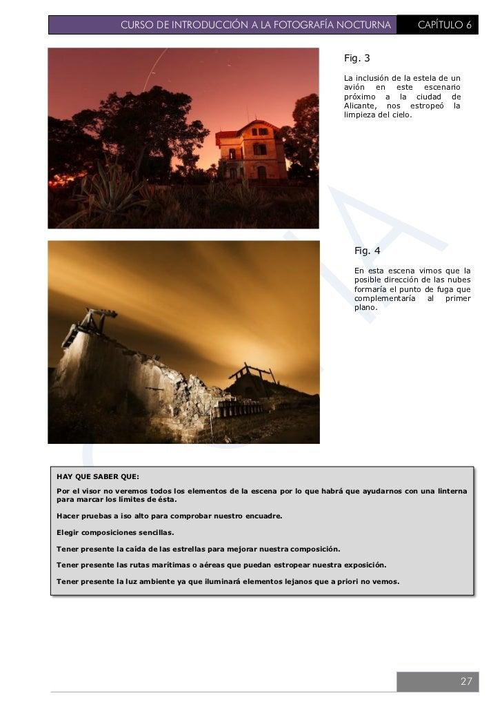 CURSO DE INTRODUCCIÓN A LA FOTOGRAFÍA NOCTURNA              CAPÍTULO 6.16.1. TÉCNICA BÁSICA - DIAFRAGMAAunque el valor del...