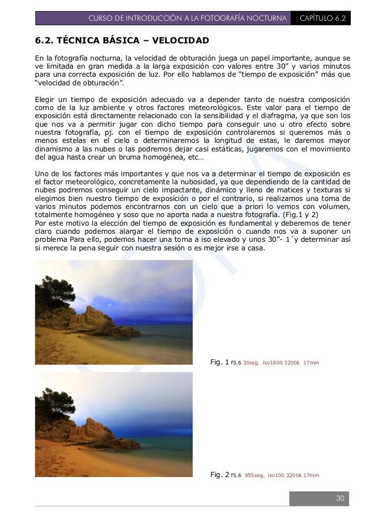CURSO DE INTRODUCCIÓN A LA FOTOGRAFÍA NOCTURNA                              CAPÍTULO 6.2Otro recurso compositivo en nuestr...