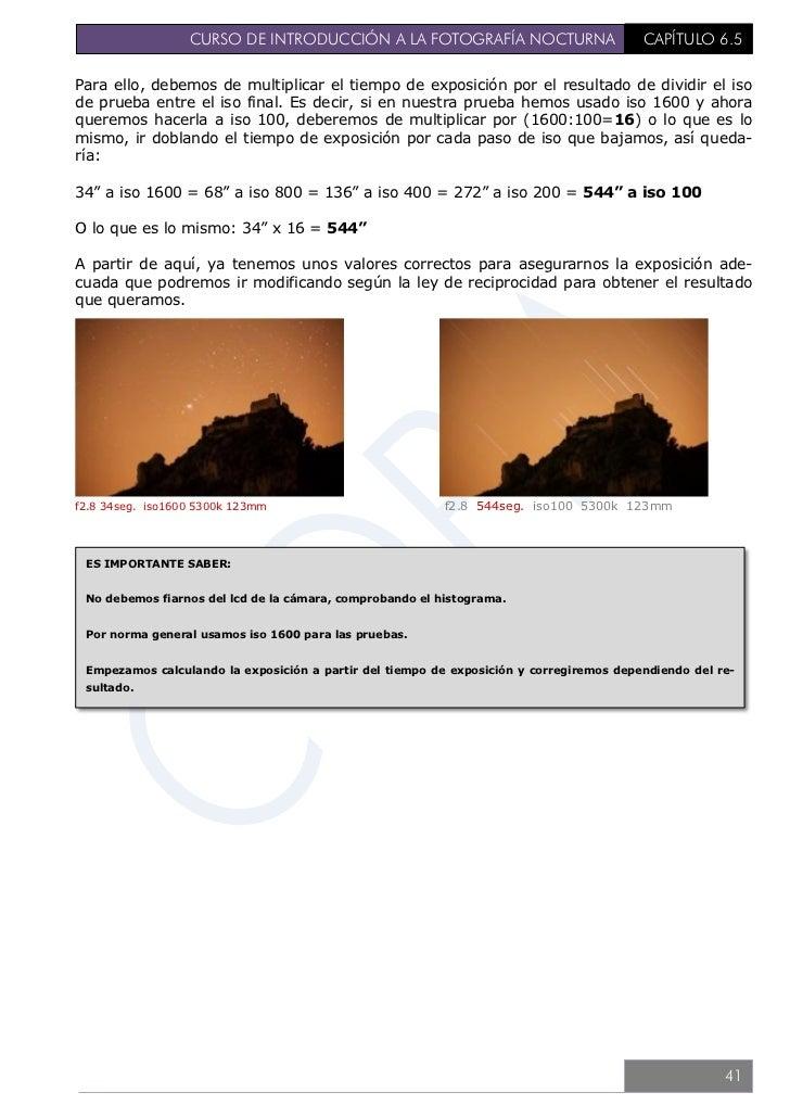 CURSO DE INTRODUCCIÓN A LA FOTOGRAFÍA NOCTURNA                         CAPÍTULO 6.66.6. TÉCNICA BÁSICA – ENFOQUEEnfocar de...