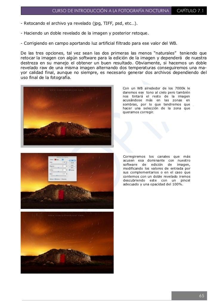 Curso Basico Fotografia Nocturna 2011