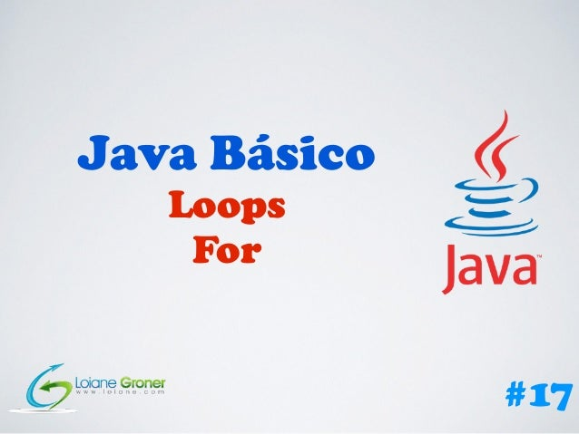 Java Básico Loops For #17